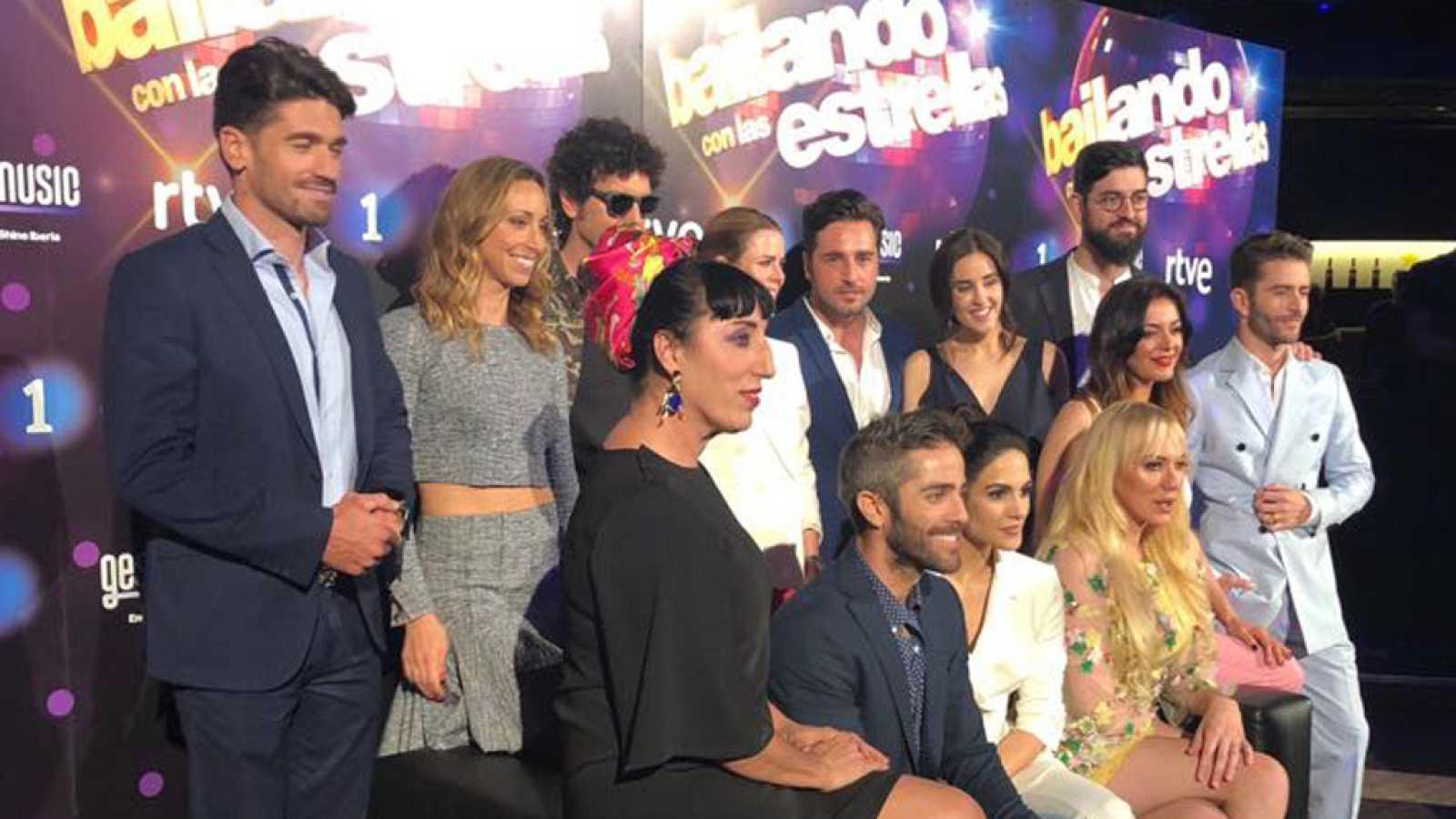 Telediario - 'Bailando con las estrellas' llega al prime time de TVE
