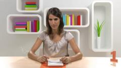 Inglés online TVE - Programa 89