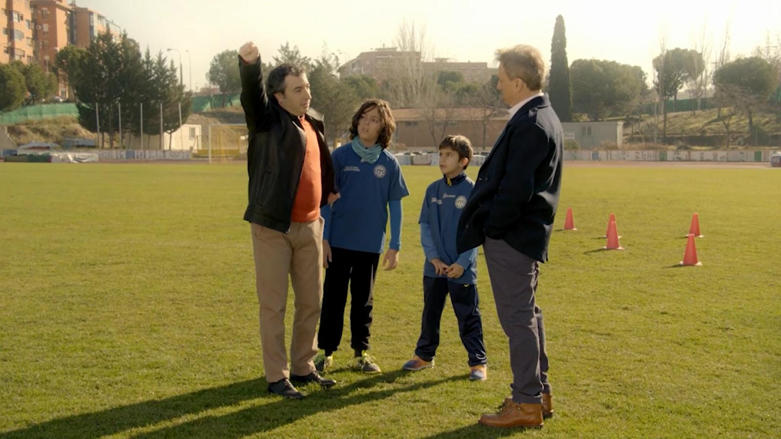 Jose Mota Presenta - Ex futbolistas