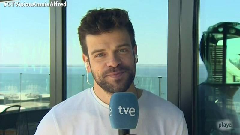 "Eurovisión 2018 - Ricky: ""Australia fue la gran favorita de la primera semifinal"""