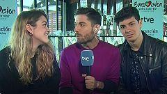 OTVisión - Vuelve a ver OTVisión con Amaia y Alfred desde Lisboa, Conchita y Brisa Fenoy