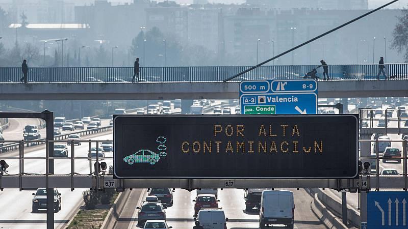 Madrid endurecerá el protocolo contra la contaminación