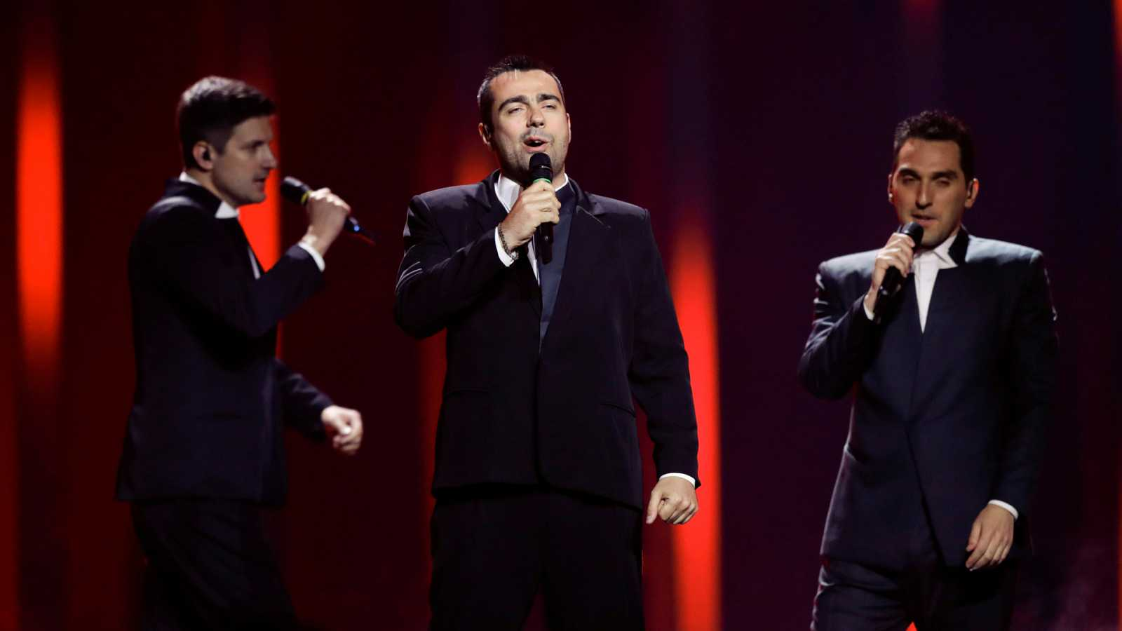 """Eurovisión - Georgia: Iriao canta """"For you"""" en la segunda semifinal de Eurovisión 2018"""
