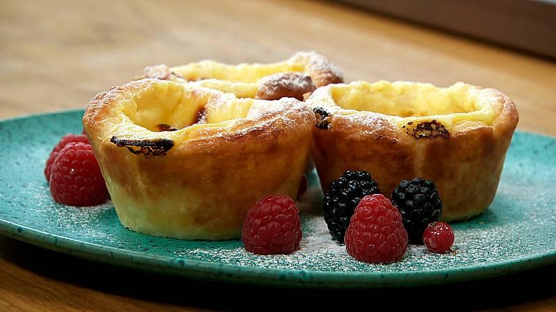 Torres en la cocina - Pasteles de Belem