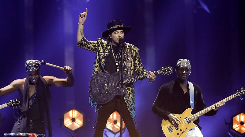"""Eurovisión - Países Bajos: Waylon cantará """"Outlaw in 'em'"""" en la segunda semifinal de Eurovisión 2018"""