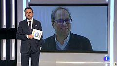 El debat de La 1 - Qui és Quim Torra, el candidat triat per Carles Puigdemont? - 10/05/2018