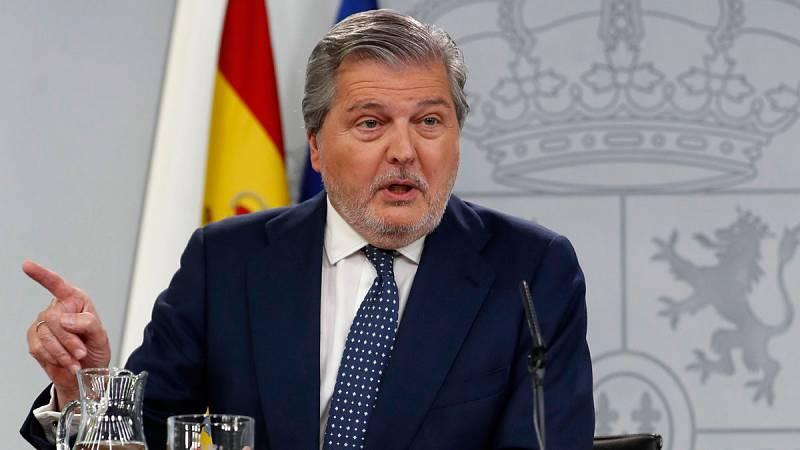 Méndez de Vigo confirma que el 155 seguirá vigente hasta que haya nuevo Govern en Cataluña