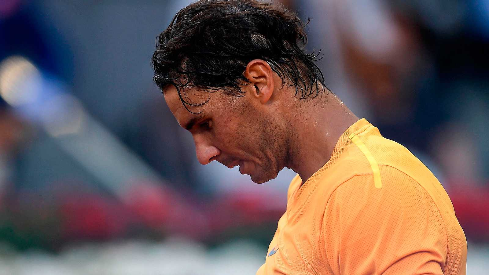 """Rafa Nadal ha admitido que no ha jugado bien en su partido contra Dominic Thiem, en el que ha caído eliminado del Mutua Madrid Open 2018. """"Ha sido mejor que yo, no hay que darle más vueltas"""", reconoció en rueda de prensa."""