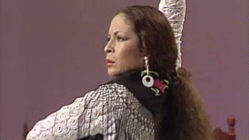 Flamenco (1974-1977) - La Chana