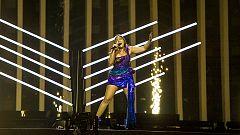 """Eurovisión - Australia: Jessica Mauboy canta """"We got love"""" en la final de Eurovisión 2018"""