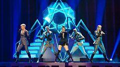 """Eurovisión - Finlandia: Saara Aalto canta """"Monsters"""" en la final de Eurovisión 2018"""