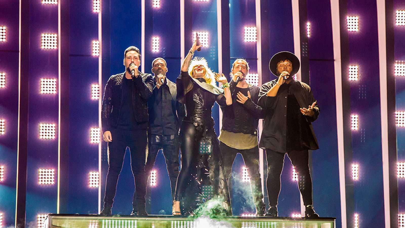 "Eurovisión - Bulgaria: EQUINOX canta ""Bones"" en la final de Eurovisión 2018"