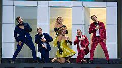 """Eurovisión - Moldavia: DoReDos canta """"My lucky day"""" en la final de Eurovisión 2018"""