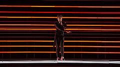 """Eurovisión - Suecia: Benjamin Ingrosso canta """"Dance you off"""" en la final de Eurovisión 2018"""