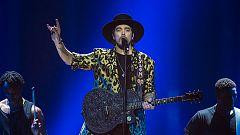 """Eurovisión - Países Bajos: Waylon canta """"Outlaw in 'em'"""" en la final de Eurovisión 2018"""