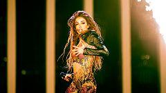 """Eurovisión - Chipre: Eleni Foureira canta """"Fuego"""" en la final de Eurovisión 2018"""