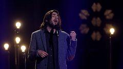 """Eurovisión - Salvador Sobral canta """"Mano a mano"""" con Júlio Resende"""