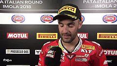 """Xavi Forés: """"Estoy un poco disgustado por haber perdido el podio"""""""