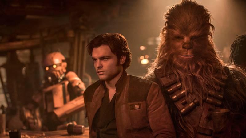 Tráiler de 'Solo: Una historia de Star Wars'