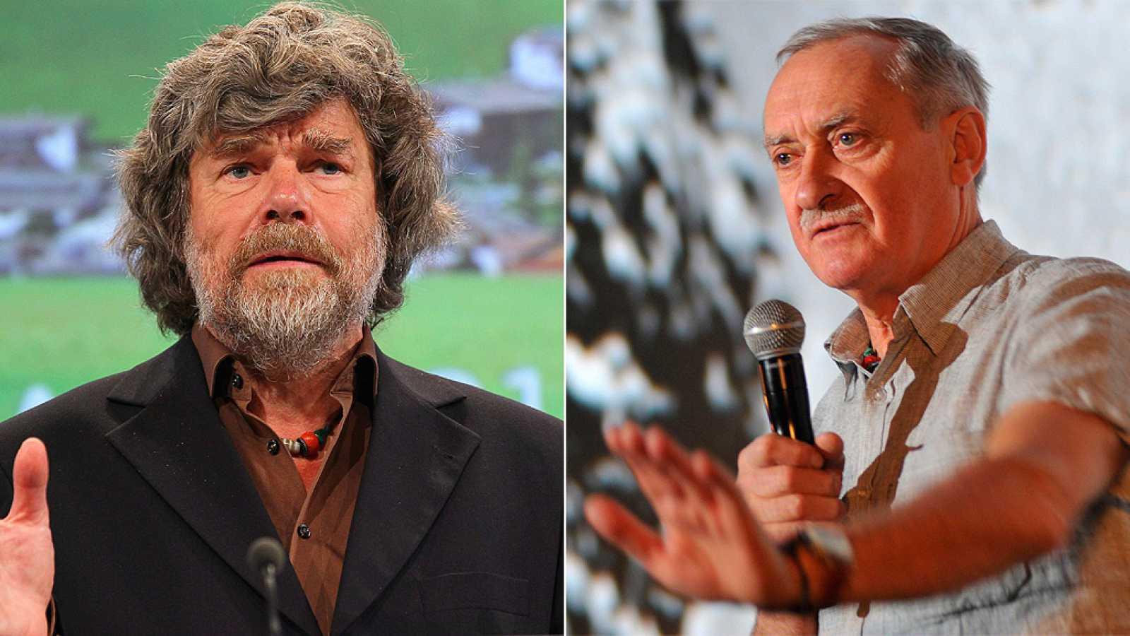 Los alpinistas Reinhold Messner y Krzysztof Wielicki han sido galardonados con el premio Princesa de Asturias de los Deportes 2018.