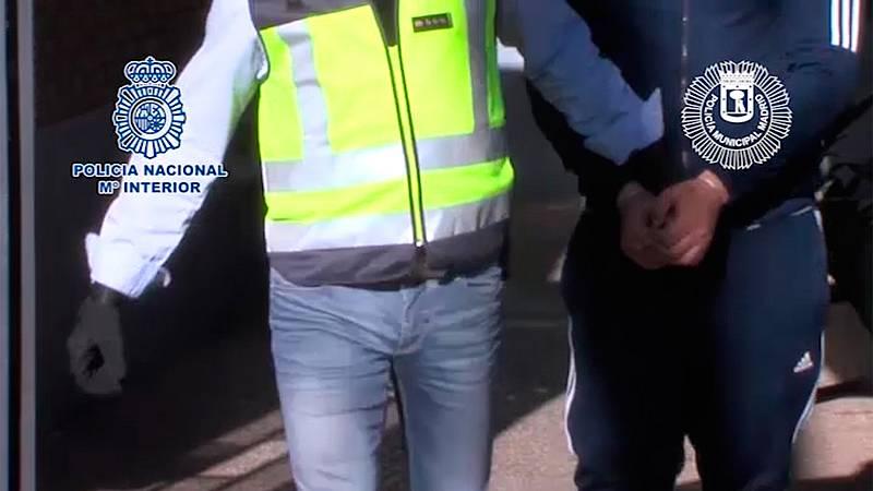 Detenidos 41 búlgaros por prostituir a jóvenes y niñas y obligarlas a robar