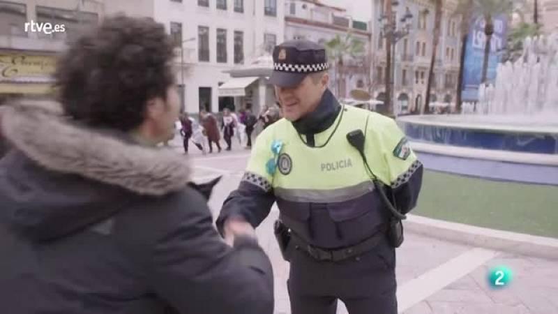 Magia Web exclusiva en las calles de Huelva