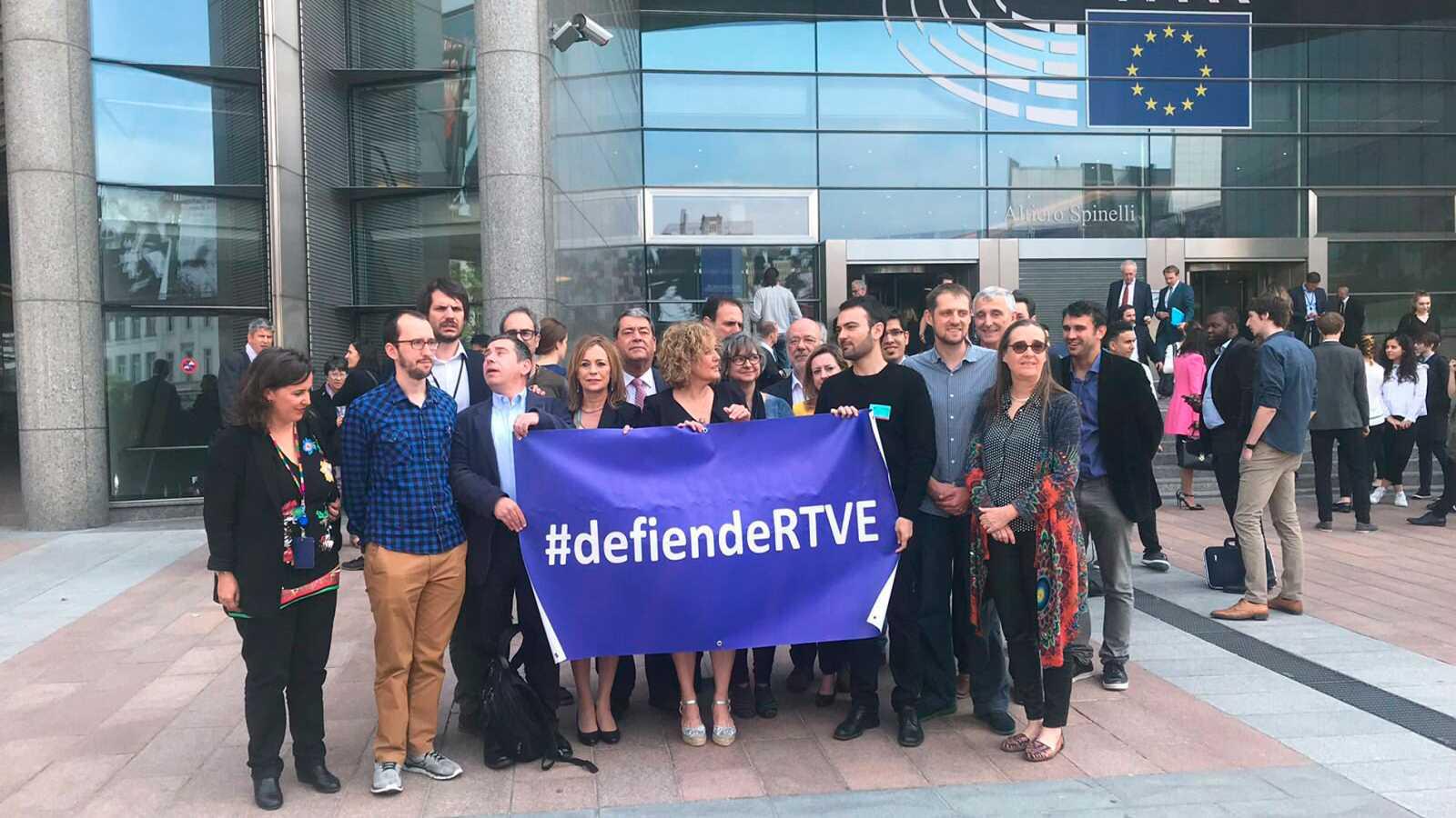La Eurocámara pide explicaciones al Gobierno por las denuncias de falta de pluralidad en RTVE