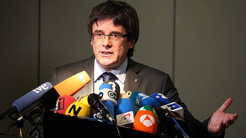 Llarena recuerda a la justicia alemana que la euroorden contra Puigdemont es correcta