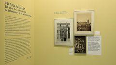 'Del aula al escaño', la exposición que refuerza el vínculo entre la USAL y el nacimiento de la democracia.