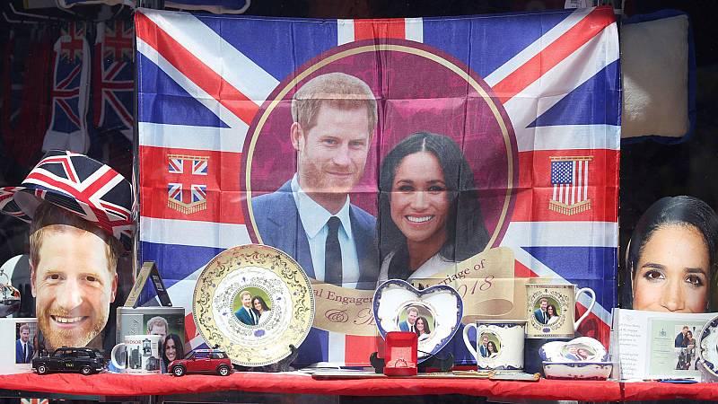 Windsor se engalana para la boda real y el sector turístico se frota las manos: recaudará más de 350 millones