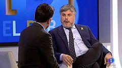 El Debat de La 1 - Albert Batet, diputat de Junts per Catalunya