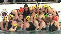 Waterpolo - Liga Iberdrola Nacional Femenina. Resumen 2ª vuelta y Play Off