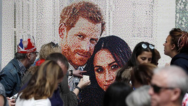 El príncipe Carlos llevará a Meghan Markle al altar en la boda real británica