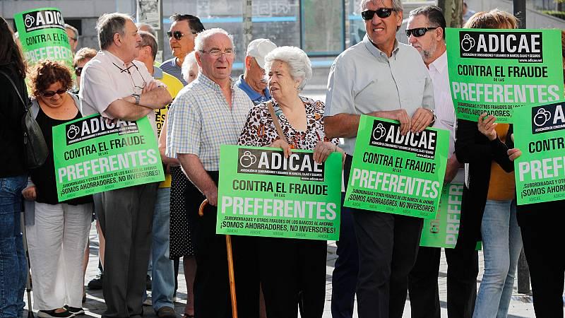 El juez Andreu archiva la causa por las preferentes de Caja Madrid
