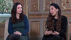Conversatorios en Casa de América - Marcela Said y Laura Mora