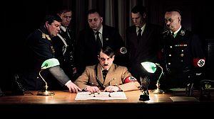 El círculo maléfico de Hitler: El derrumbe
