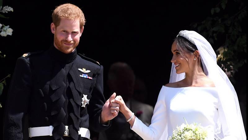 Amigas y conocidas - Especial Boda del príncipe Harry - ver ahora