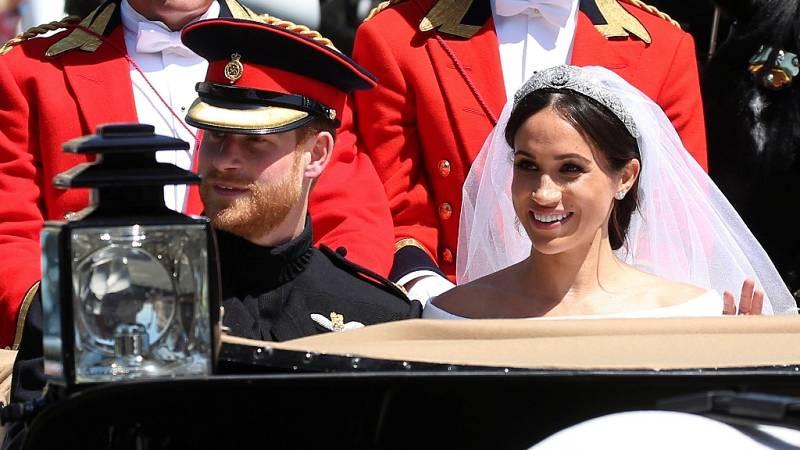 Informe Semanal - La boda de Harry y Meghan - ver ahora