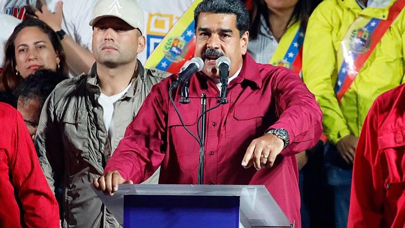 Nicolás Maduro es reelegido presidente y sus adversarios piden nuevos comicios en Venezuela