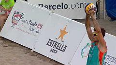 Voley playa - Madison Beach Voley Tour. Copa de España, Final masculina