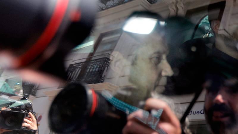 Detienen al exministro Eduardo Zaplana por presuntos delitos de blanqueo, malversación y prevaricación