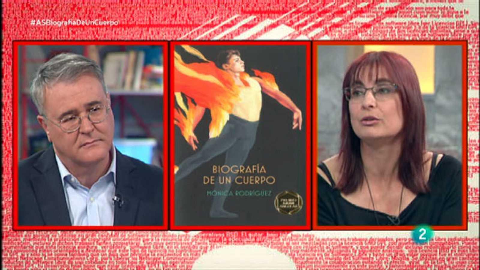 La Aventura del Saber. TVE. Entrevista a Mónica Rodríguez. 'Biografía de un cuerpo'.