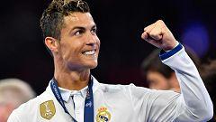 Cristiano Ronaldo sueña con su quinta Champions
