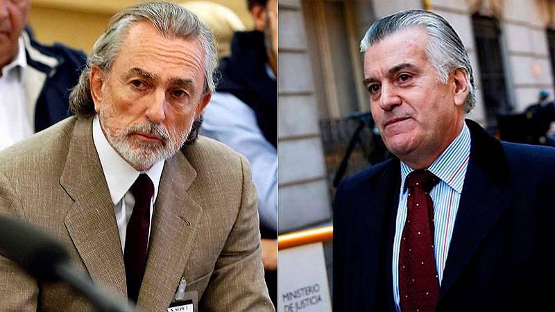 La Audiencia Nacional condena a Bárcenas, Correa y el PP por la trama Gürtel