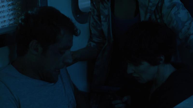 Fugitiva - José K se tira al agua con Rubén