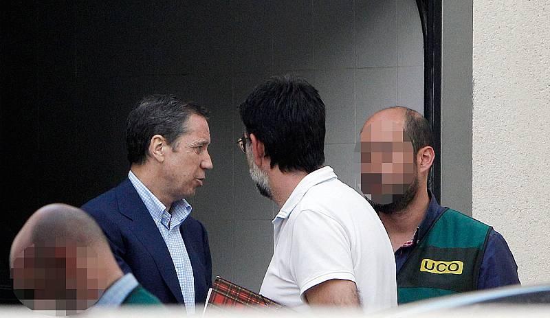 Decretada prisión incondicional sin fianz para Eduardo Zaplana por el caso Erial