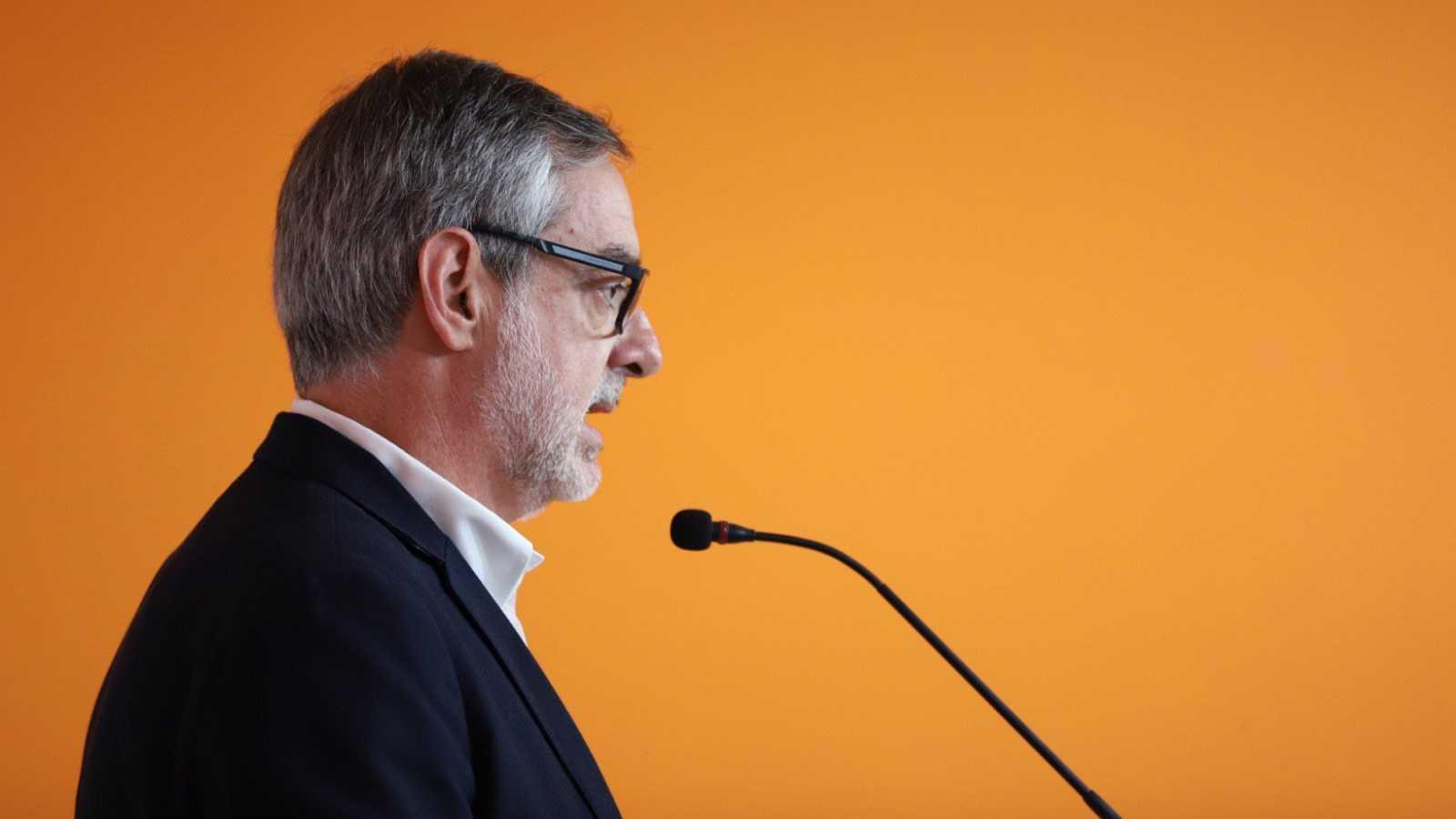 Ciudadanos exige elecciones a Rajoy o impulsará su propia moción de censura