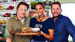Otros documentales - El club de la lucha gastronómica de Jamie y Jimmy: Alesha Dixon