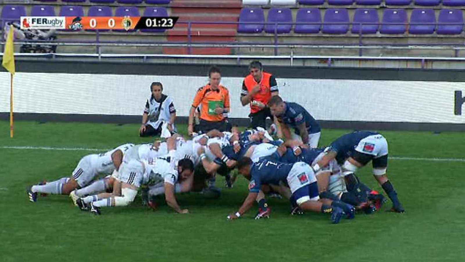 Rugby - Liga Nacional, división de honor. Final: VRAC Valladolid - CR El Salvador - ver ahora