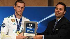 """Bale: """"Marcar así es un sueño hecho realidad"""""""